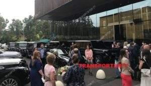 Прокат гелика с водителем на свадьбу
