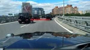 Аренда Гелендвагена с водителем в Москве